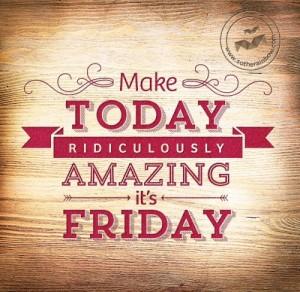 Amazing Friday